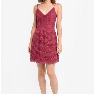 NWT A&F Maeve Lace Dress